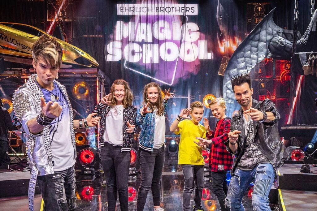 Ehrlich Brothers Magic School - auf Toggo bei Super RTL