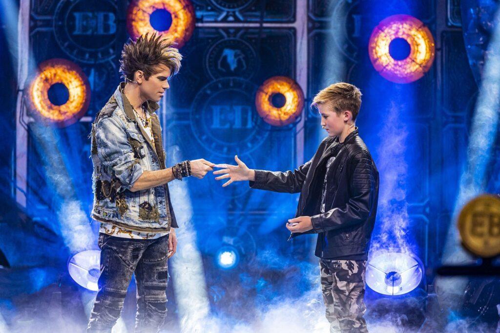 Ehrlich Brothers Magic School - Nachwuchsmagier bei Super RTL