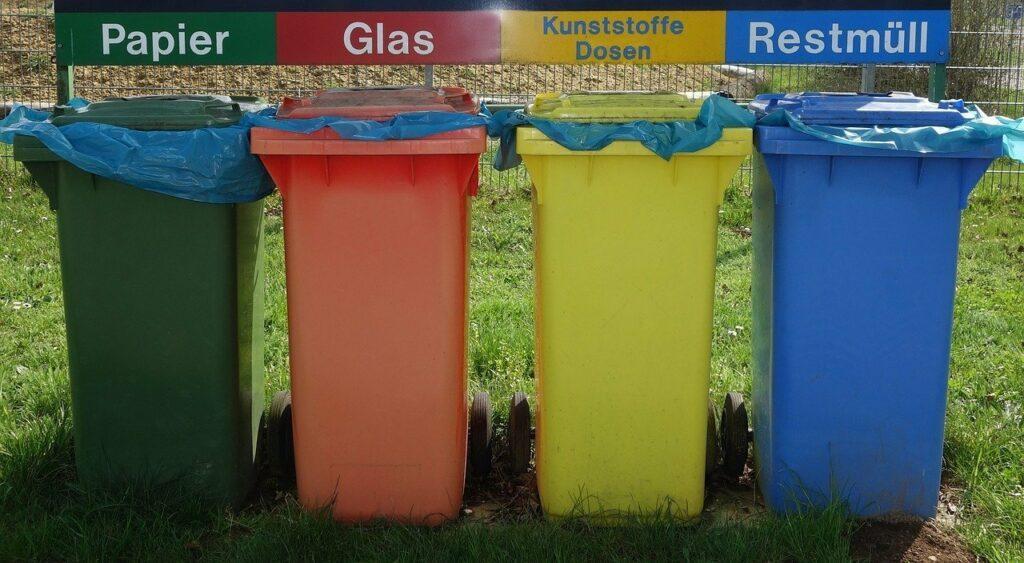 Mülltrennung ist nicht schwer, wenn man ein paar Regeln befolgt