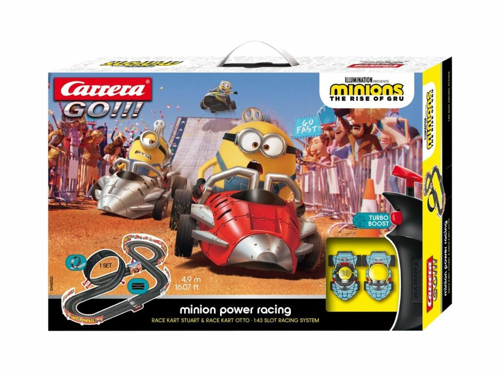 Carrera-Bahn Minion Power Racing