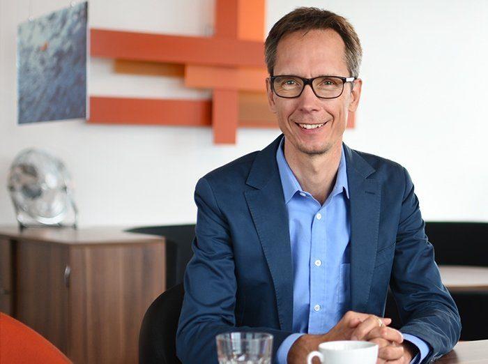 Autor und Veganer Udo Taubitz