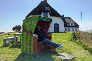 Ferienhaus Rickmers Hoff auf Pellworm