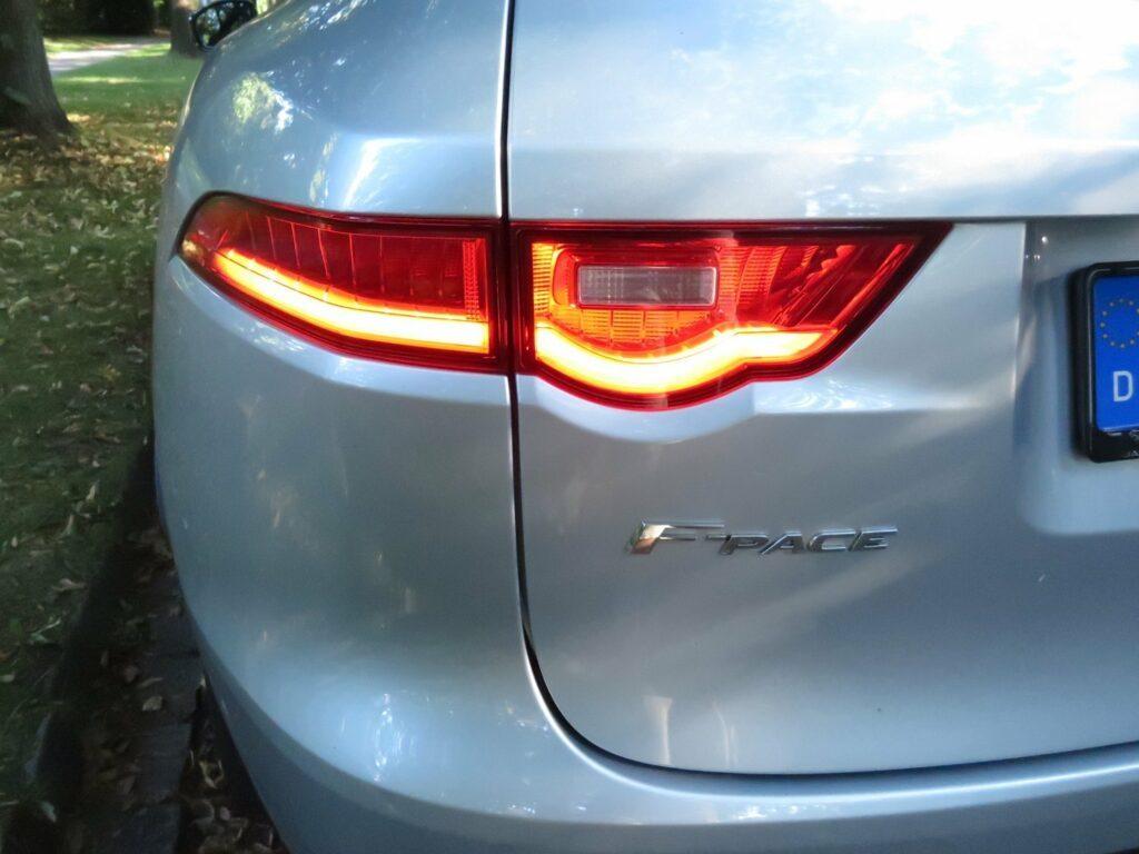 Jaguar F-Pace Rücklicht
