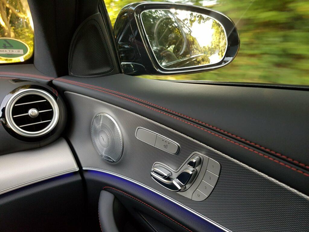 Mercedes Benz E Klasse T Modell 2016 Rueckspiegel