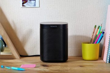 Sonos Lifestyle RGB Small One Black 1