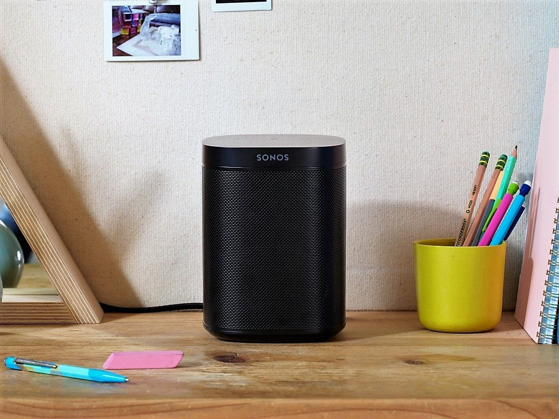 Sonos Lifestyle RGB Small One Black 1