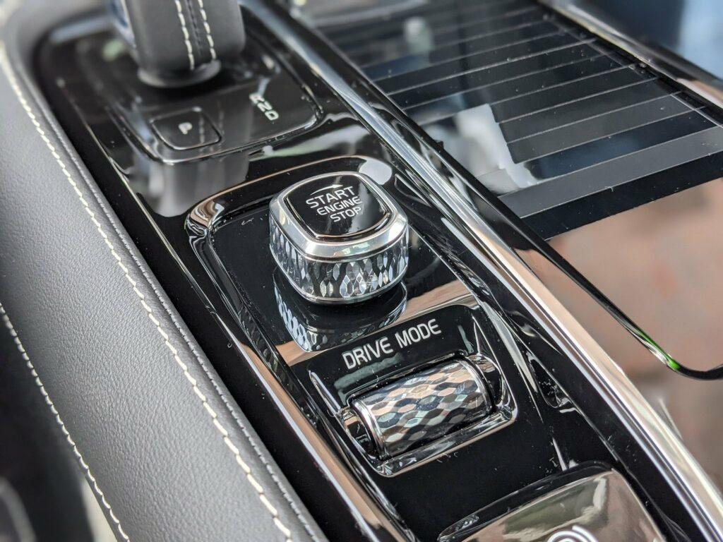 Volvo V60 recharge 2021 Bedienelemente