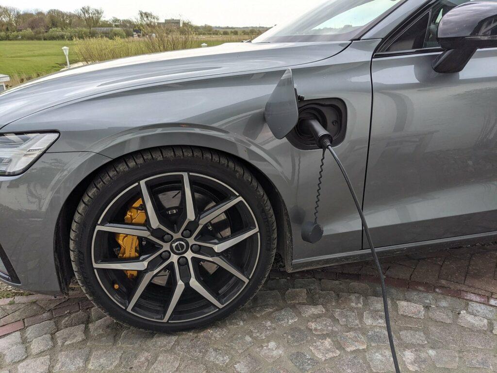 Volvo V60 recharge 2021 Plug in Hybrid