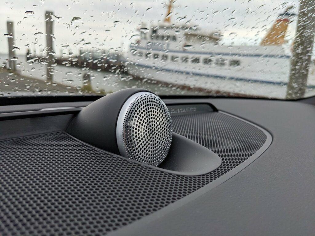 Volvo V60 recharge 2021 Soundsystem