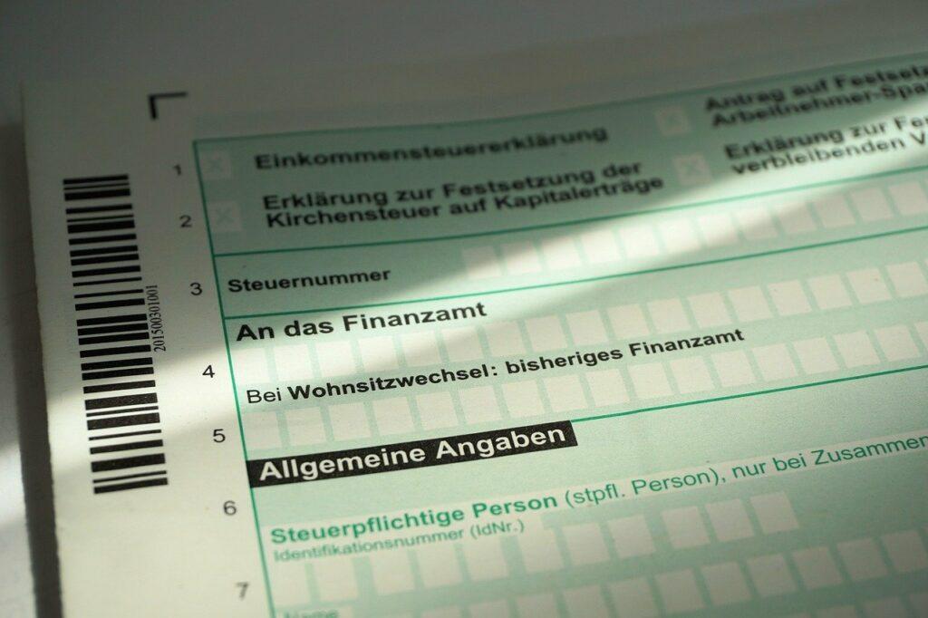 Eure Steuererklärung könnt ihr auch online machen - und die Angaben mit Taxfix überprüfen