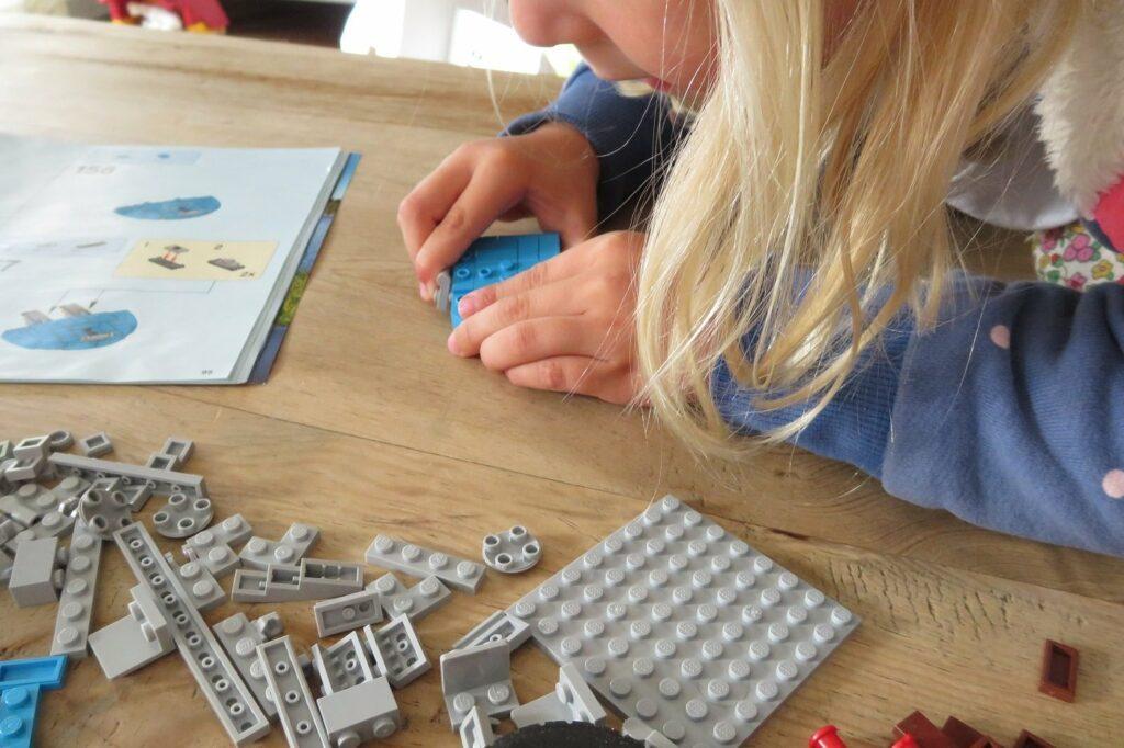 Lego Creator VW Kaefer Bastelspass