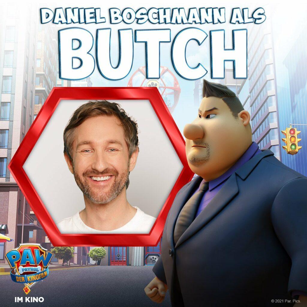 PawPatrolDKF VoiceTalent Butch