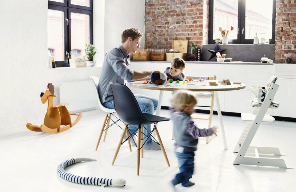 Wochenendväter möchten mehr Zeit mit den Kindern verbringen