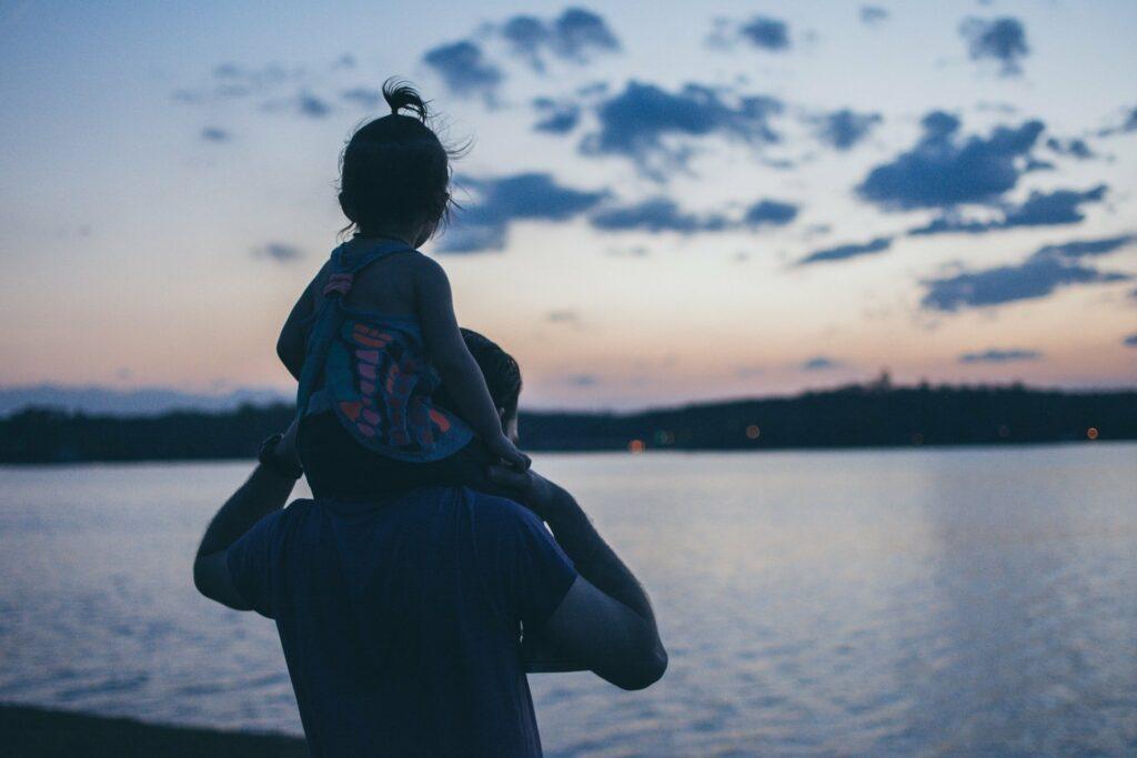 Autorin Barbara Streidl setzt sich für starke Väter ein