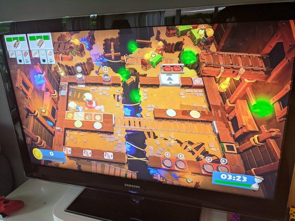 Xbox Spiel Overcooked 2
