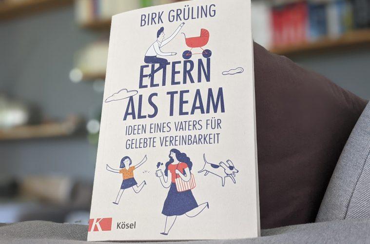 Eltern als Team Birk Grueling