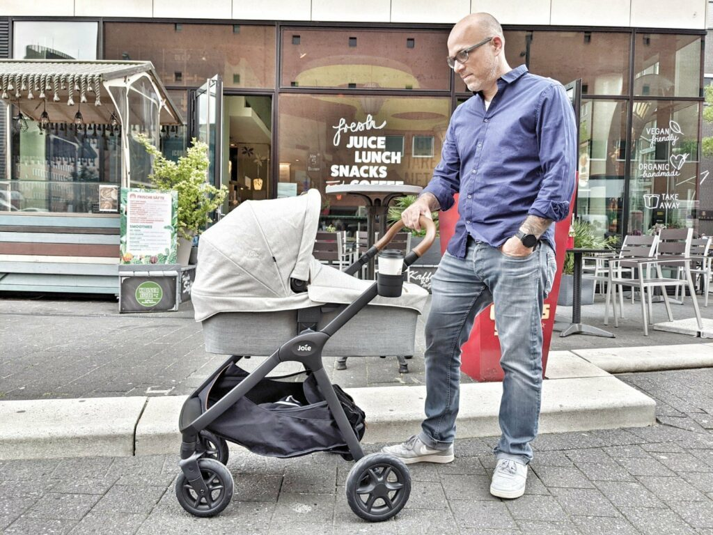 Joie Signature ramble Babywanne kinderwagen