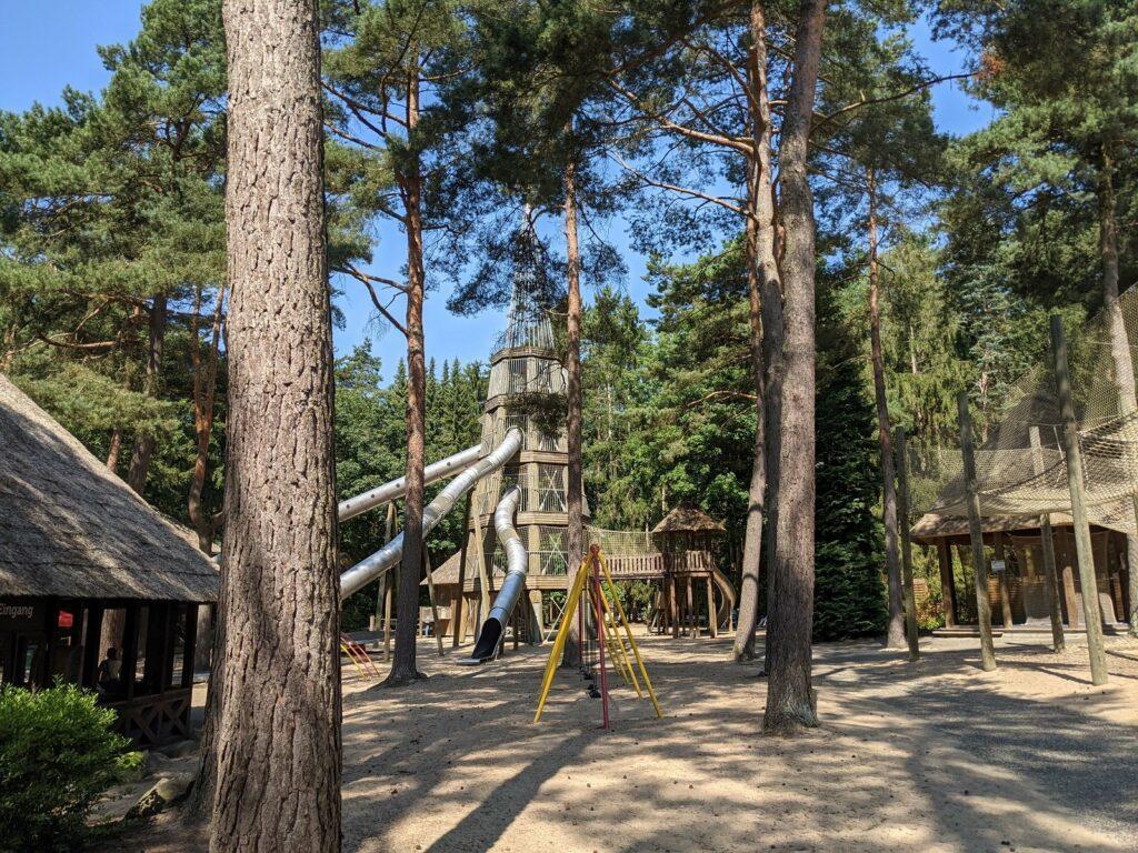 vogelpark walsrode abenteuerspielplatz