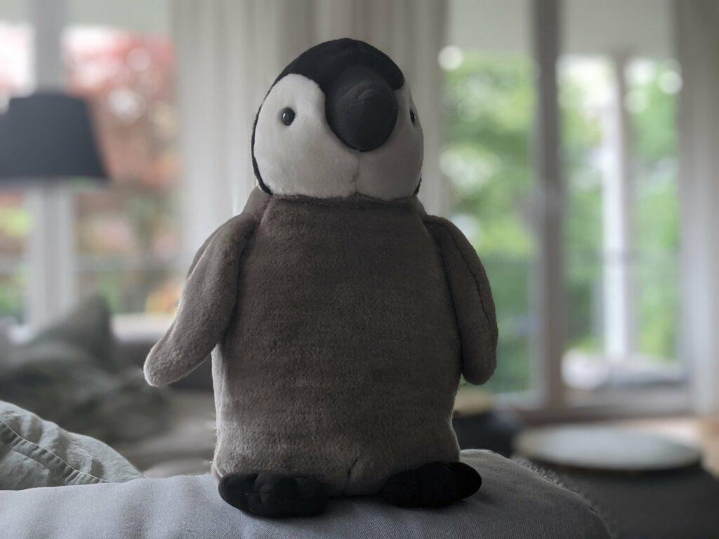 vogelpark walsrode stofftier pinguin