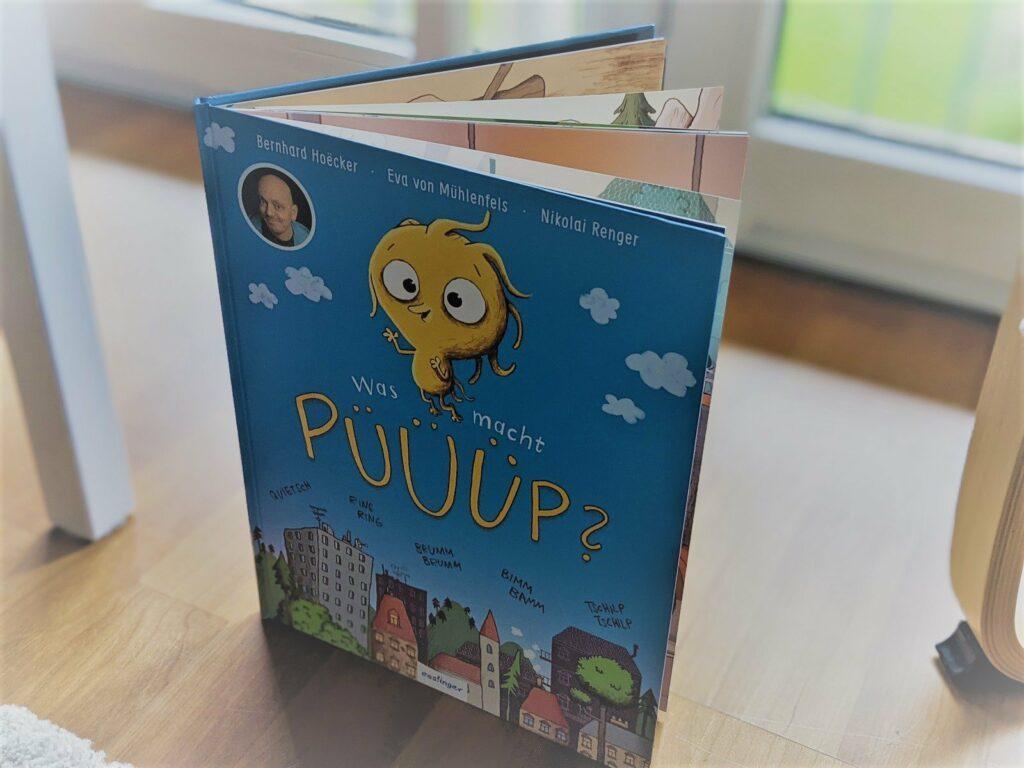 kinderbuch was macht pueueuep