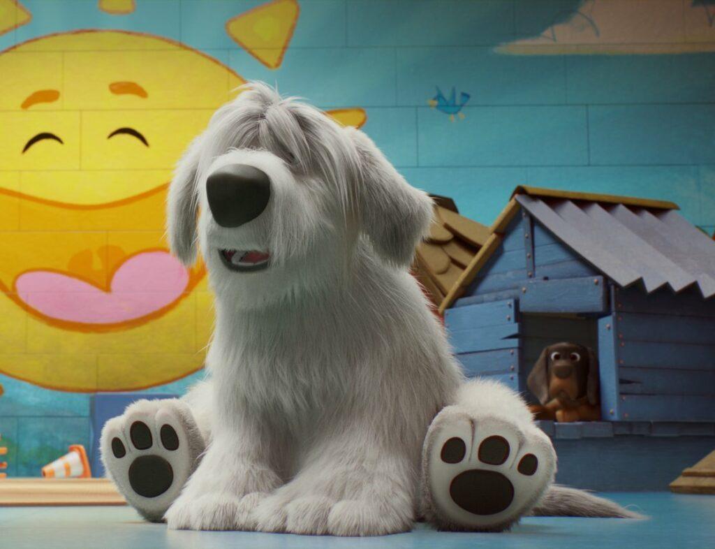 Paw Patrol Kinofilm - Kai Bösel von Daddylicious spricht Bobtail Barney
