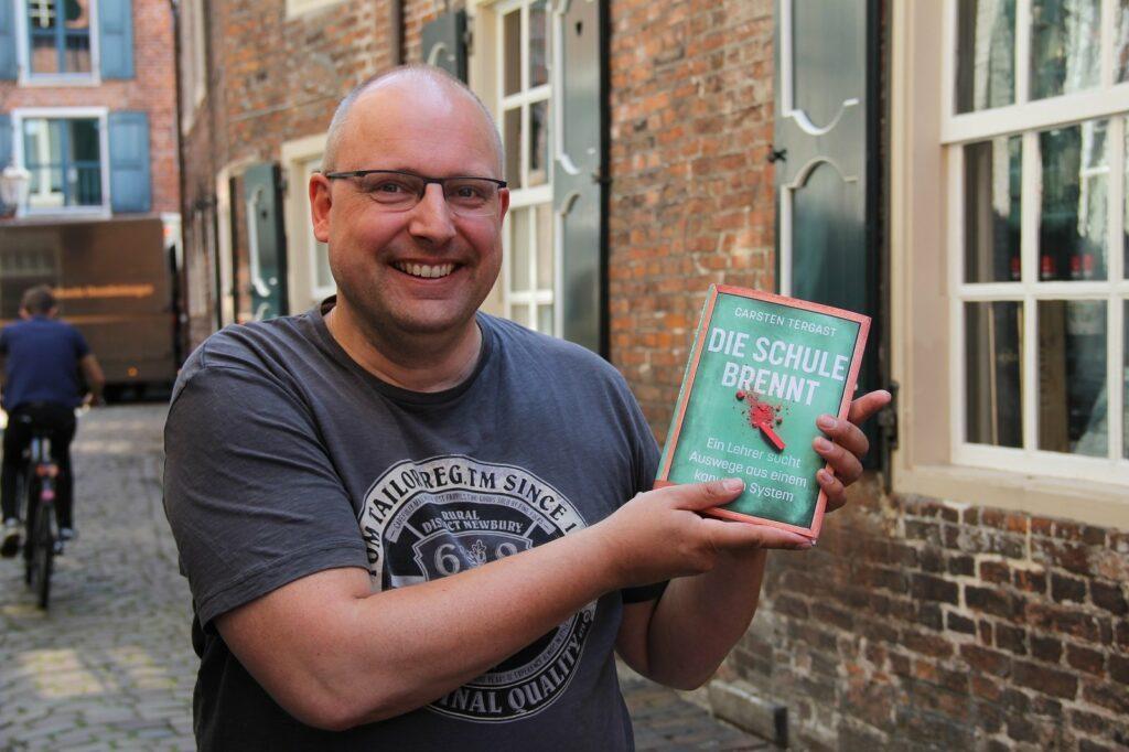 Interview mit Carsten Tergast, Autor von