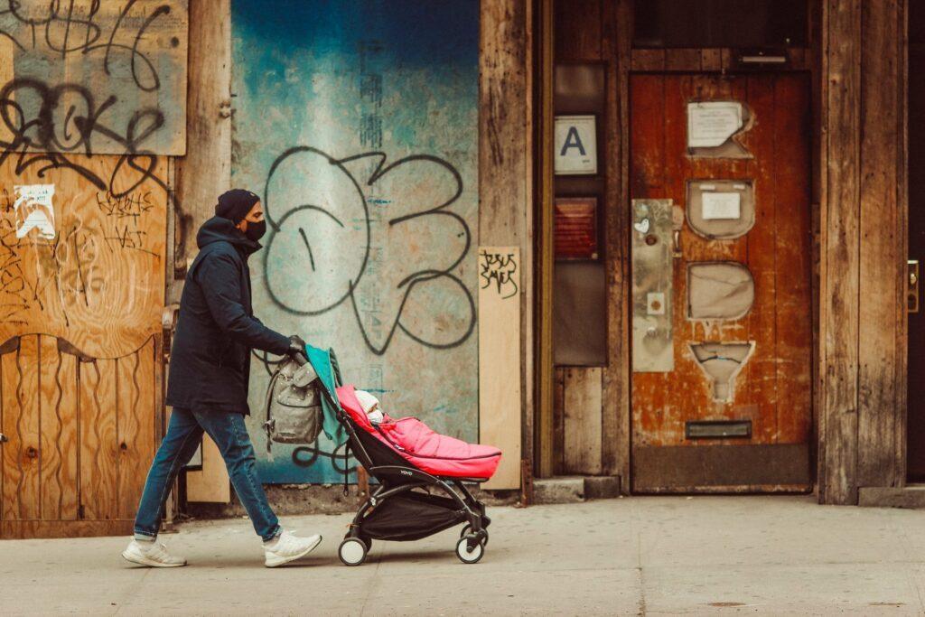 Ein Vaterschaftsurlaub verschafft euch intensive Zeit mit den Kindern
