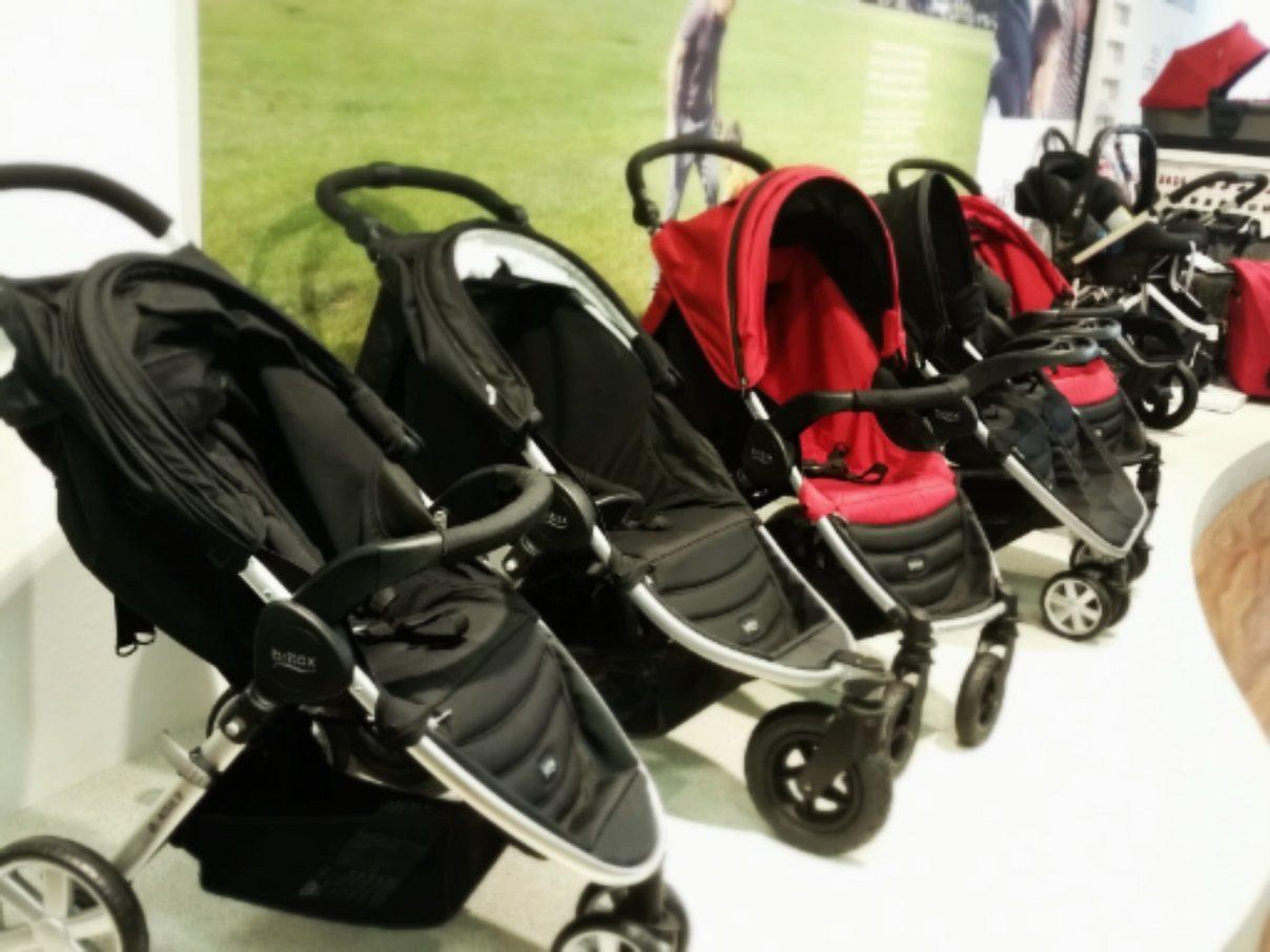 Kinderwagen Britax