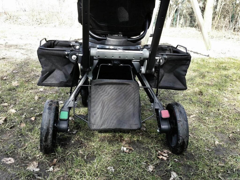 Orbit G3 Kinderwagen Packtaschen