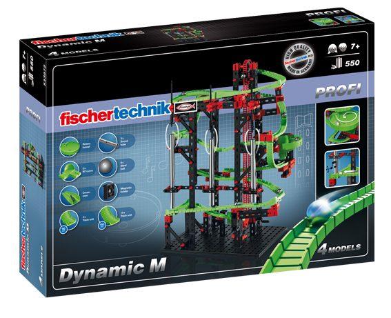 fischertechnik PROFI Dynamic M Kugelbahn
