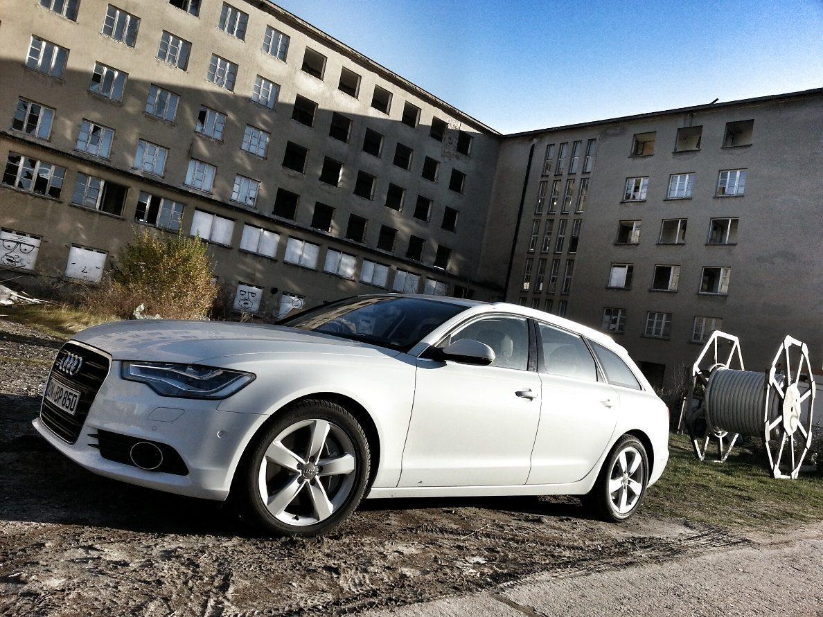 Audi A6 Avant 3.0 TDI quattro (2013)