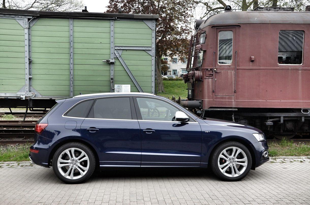 Audi SQ5 TDI Fahrbericht 2013 4