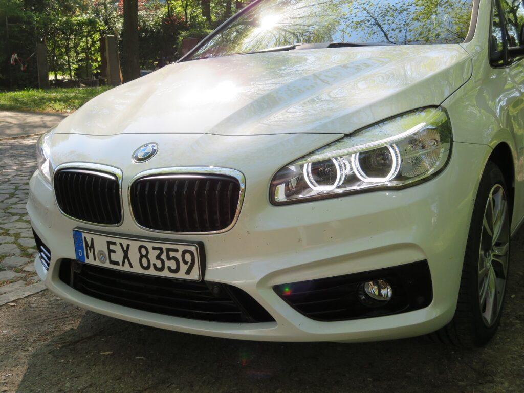 BMW 2er Gran Tourer Front