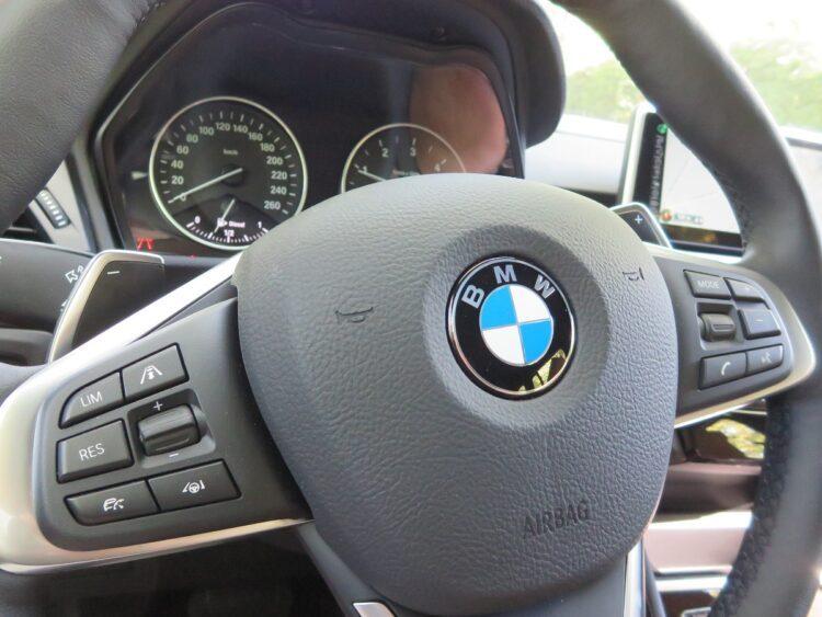 BMW 2er Gran Tourer Lenkrad