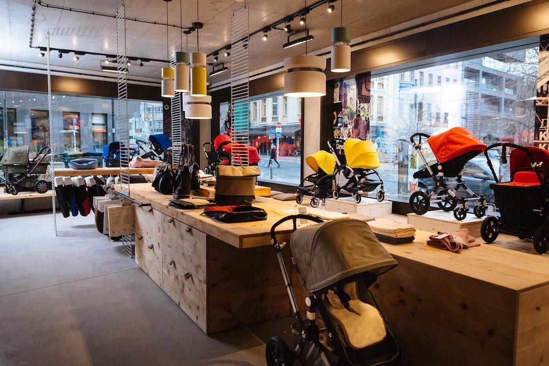 bugaboo brand store Berlin