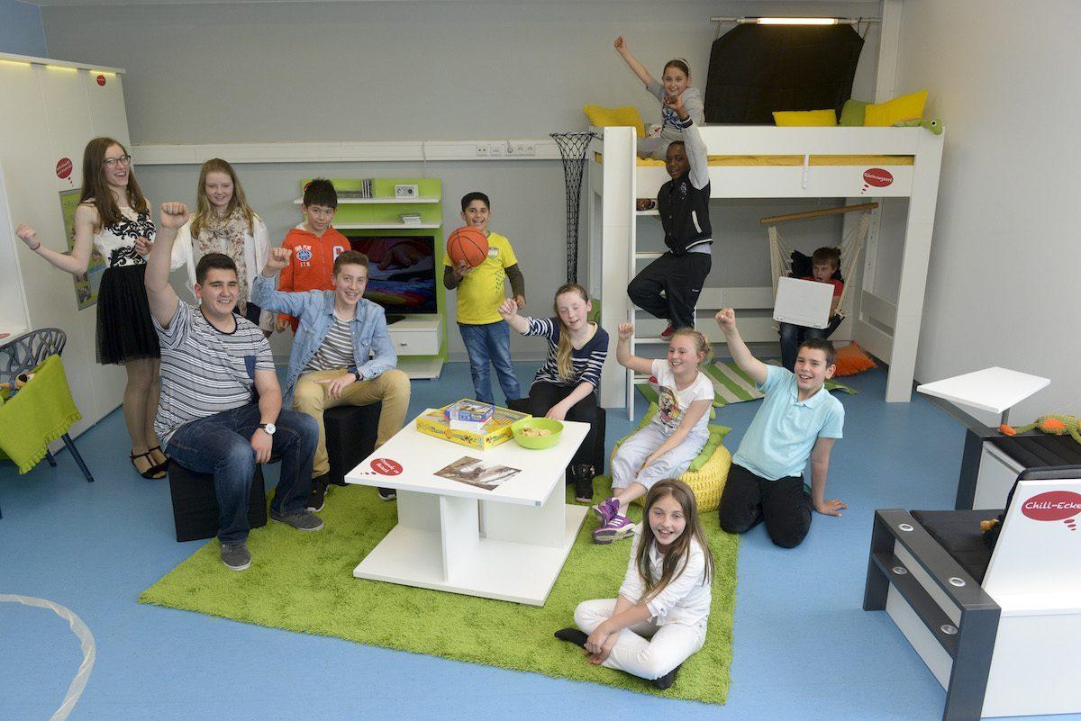 Mitbestimmung Gestaltung Kinderzimmer
