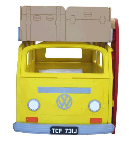 Volkswagen T2 Bett