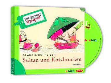 Hörbuch Sultan und Kotzbrocken