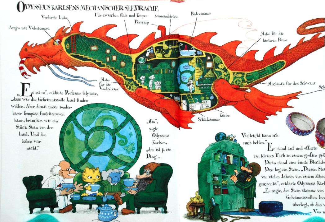 Buchtipp: Die unglaubliche Geschichte von der Riesenbirne