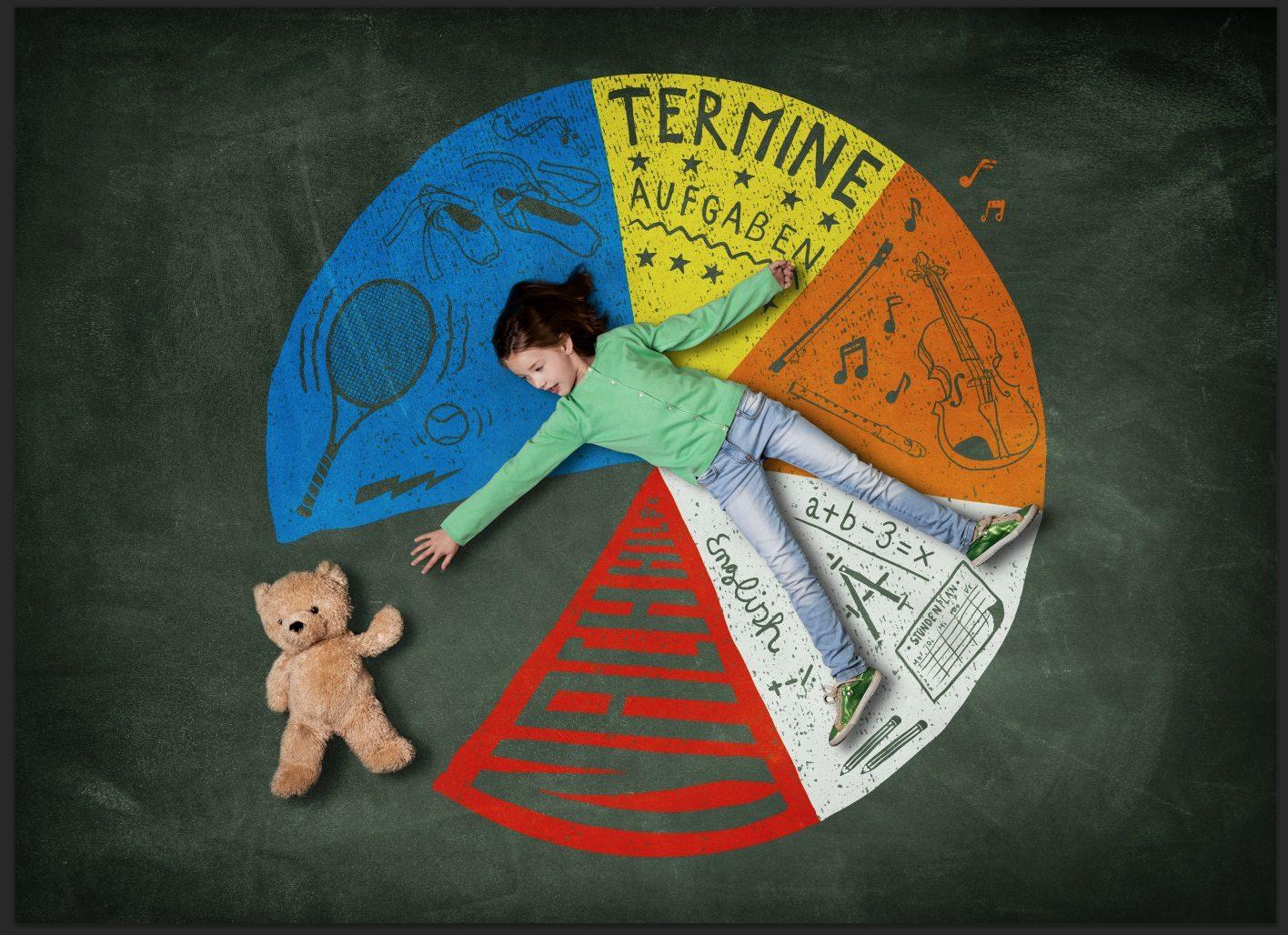 Streß bei Schulkindern