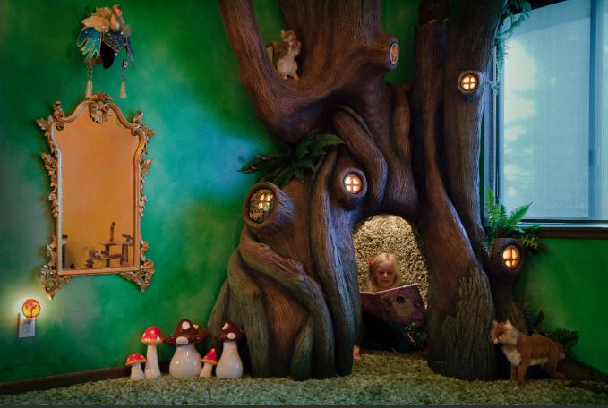 Ein Baum im Kinderzimmer - Respekt! - DADDYlicious