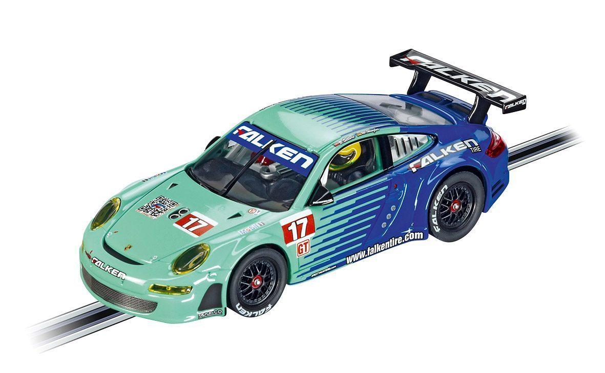 Carrera DIGITAL 132 PORSCHE GT3 RSR TEAM FALKEN NO.17