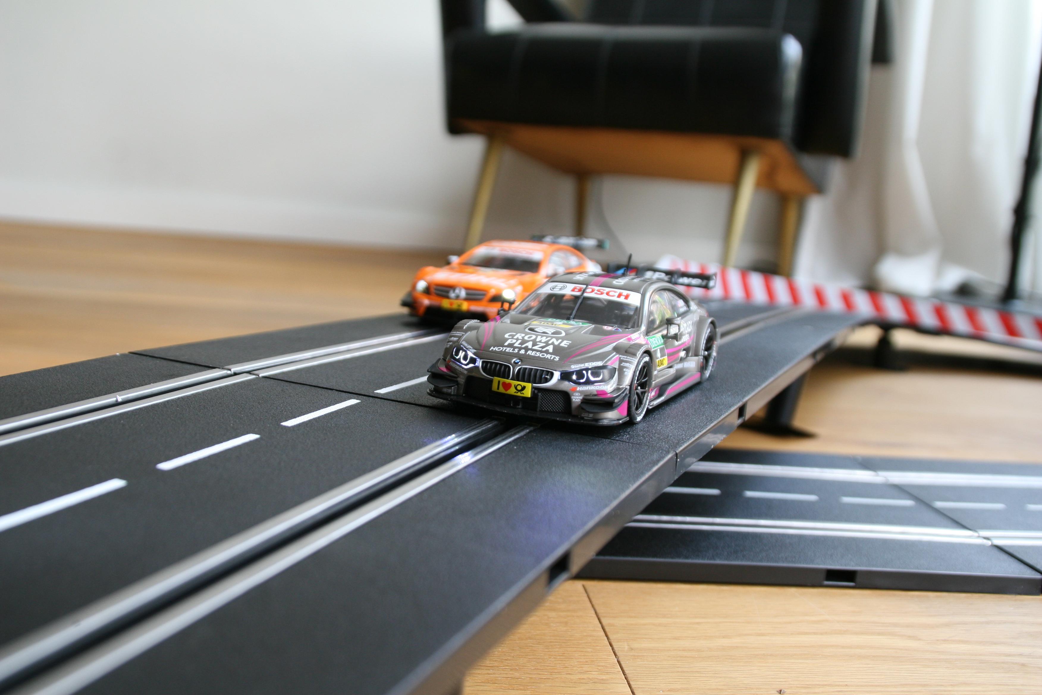 Carrerabahn DTM Countdown Rennen2