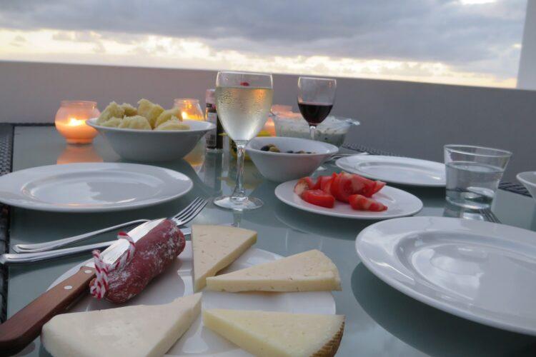 Club La Santa Lanzarote Abendessen