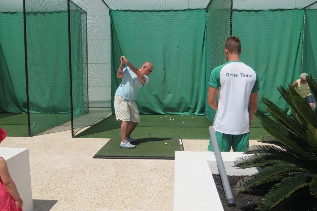 Club La Santa Lanzarote Golfschule