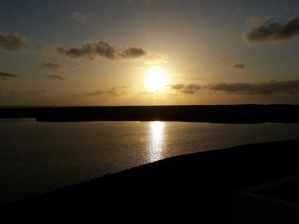 Club La Santa Lanzarote Sonnenuntergang