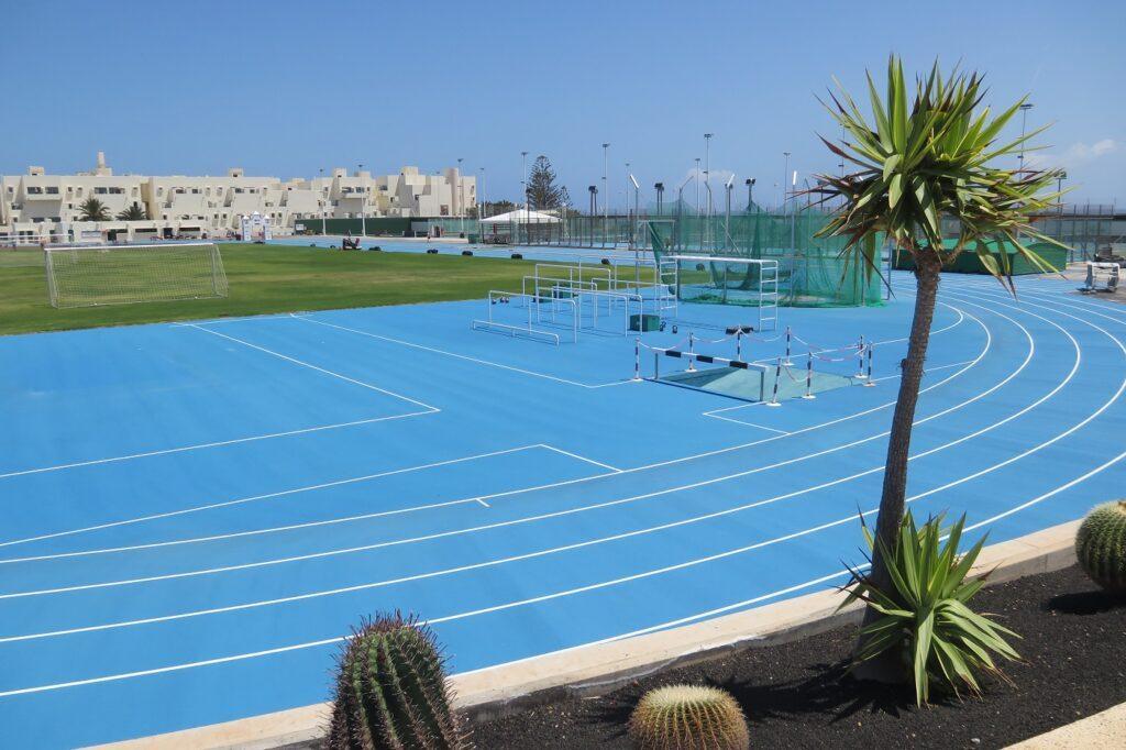 Club La Santa Lanzarote Sportplatz