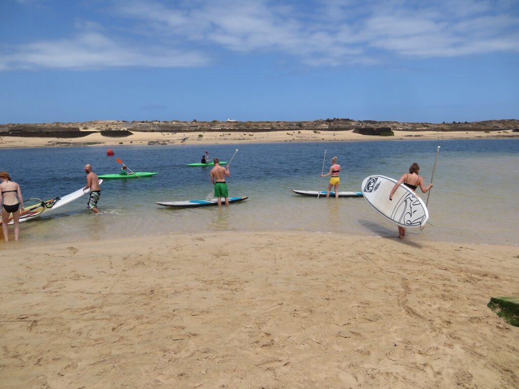 Club La Santa Lanzarote Surfschule