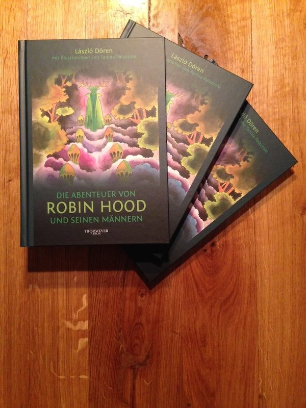 Cover Robin Hood Thormeyer