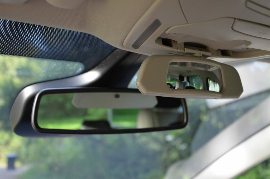 Ford S-MAX Titanium (2014) Innenraumspiegel